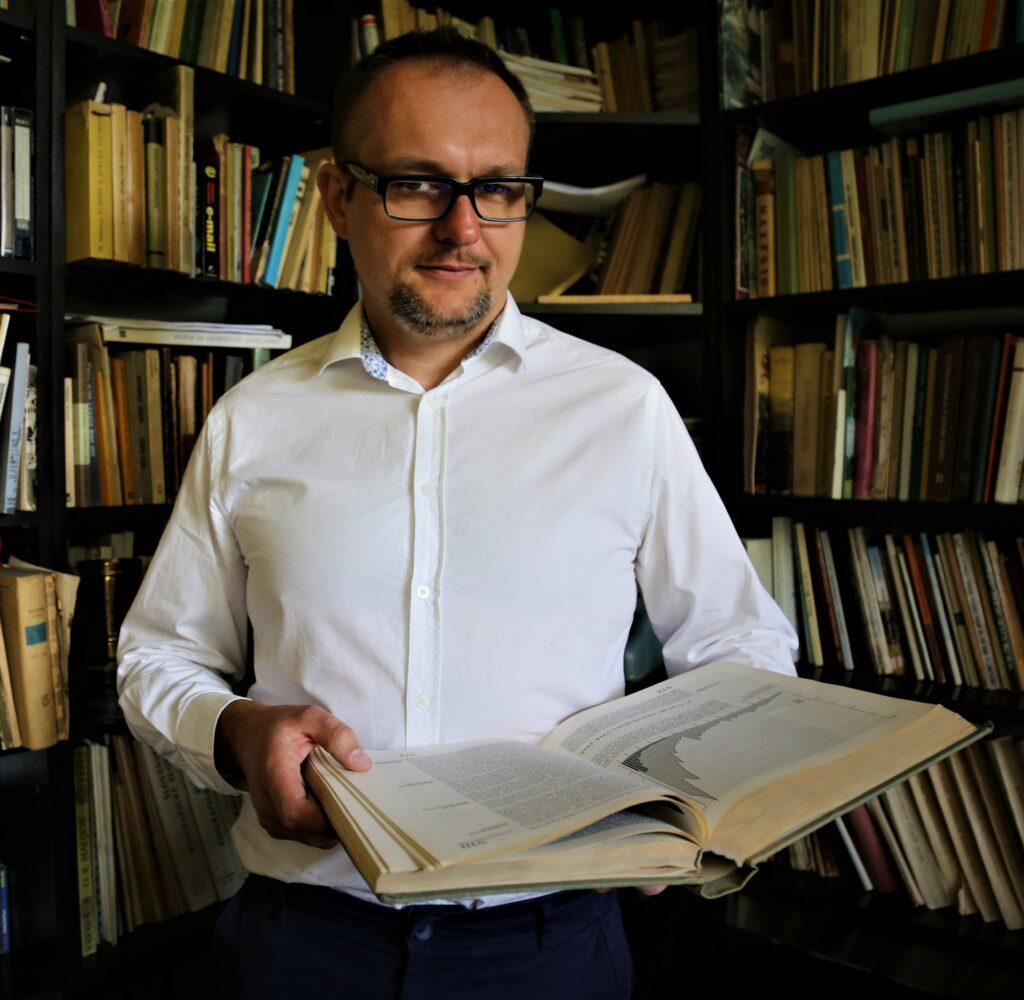 dr hab. Mateusz  Wyżga