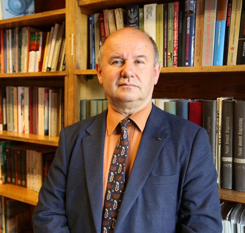 prof. dr hab. Jerzy Rajman
