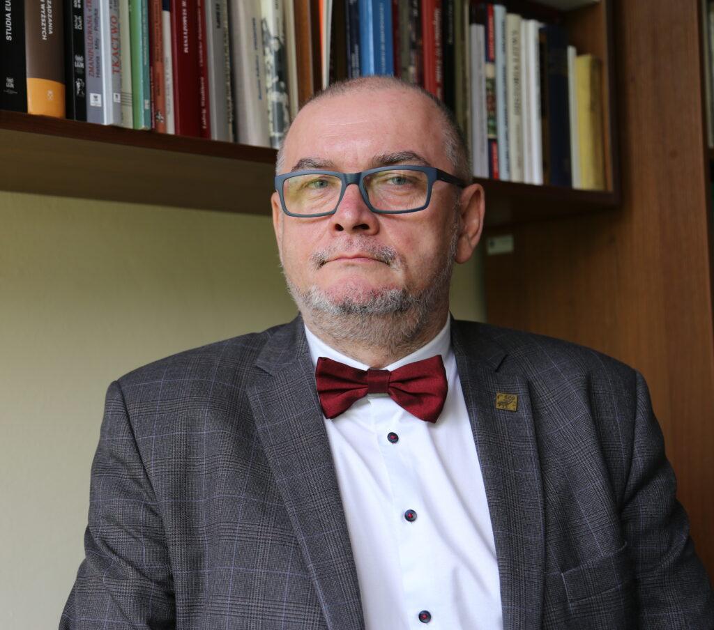 prof. dr hab. Marek Wilczyński